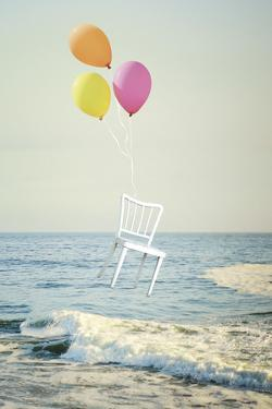 Balloon Dreams - Float by Irene Suchocki
