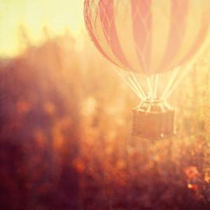 Balloon Haze by Irene Suchocki