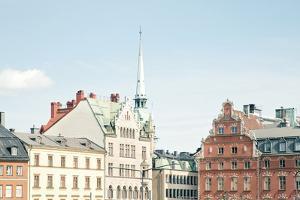 Bold Buildings by Irene Suchocki