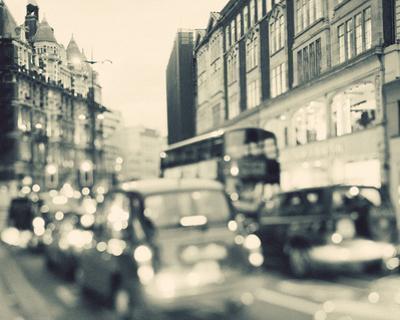 City Twilight III by Irene Suchocki