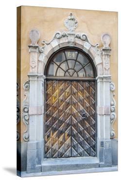 Decorous Doorway by Irene Suchocki