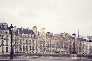 Les Maisons by Irene Suchocki
