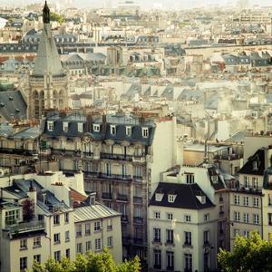 Paris Calling by Irene Suchocki