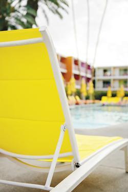 Poolside Chill by Irene Suchocki