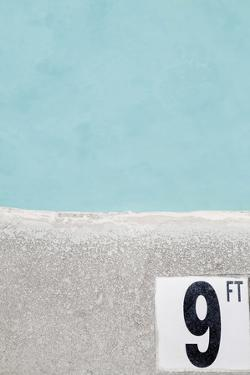 Poolside - Depth by Irene Suchocki