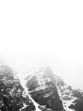 Summit Within Mist by Irene Suchocki