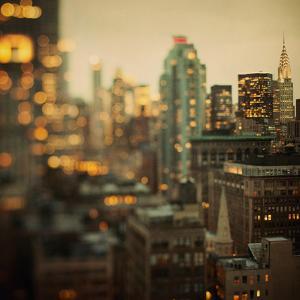 Urban Blur by Irene Suchocki