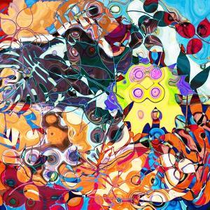 Art Abstract Colorful Background. To See Similar, Please Visit My Portfolio by Irina QQQ