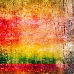 Art Abstract Colorful Background by Irina QQQ