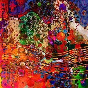 Art Abstract Colorful Rainbow Pattern Background. To See Similar, Please Visit My Portfolio by Irina QQQ