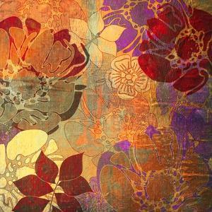 Art Floral Grunge Background Pattern. To See Similar, Please Visit My Portfolio by Irina QQQ