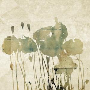 Art Floral Grunge Graphic Background by Irina QQQ
