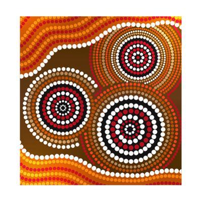 Australia Aboriginal Art by Irina Solatges