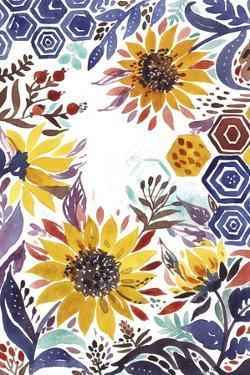 Autumn Florals 3 by Irina Trzaskos Studio