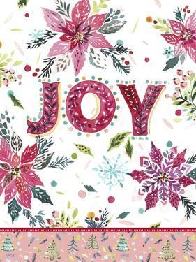 Christmas Joy 1 by Irina Trzaskos Studio
