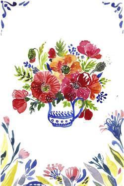 Flowers 1 by Irina Trzaskos Studio