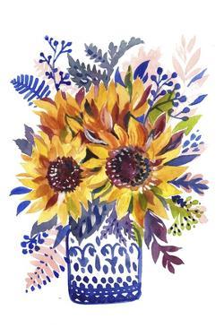 Flowers 3 by Irina Trzaskos Studio