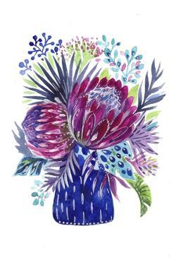 Flowers 4 by Irina Trzaskos Studio