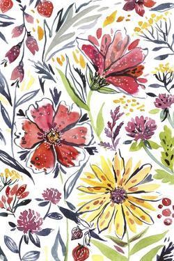 Wildflowers 1 by Irina Trzaskos Studio