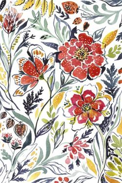 Wildflowers 4 by Irina Trzaskos Studio