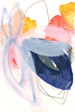 Abstract Painting XVII by Iris Lehnhardt