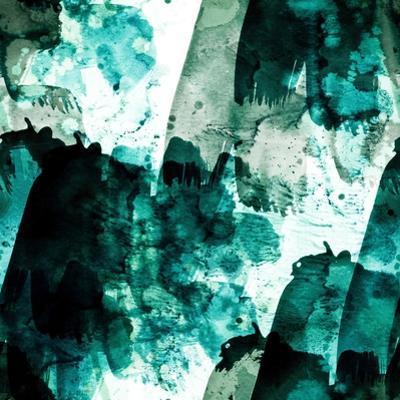 Emerald and Moss Green by Iris Lehnhardt