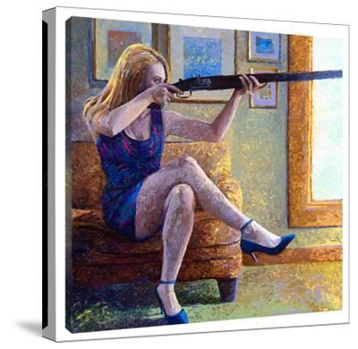 Claire's Gun by Iris Scott