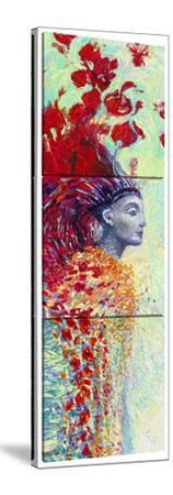 Egyptian (Triptych) by Iris Scott