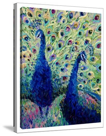 Gemini Peacock by Iris Scott