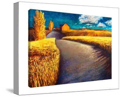 Whispering Wheat by Iris Scott