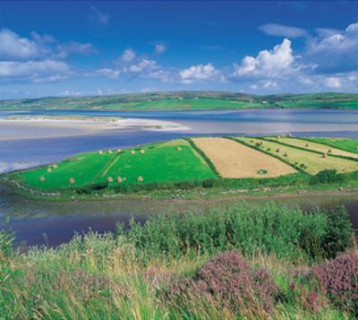 Irish Land And Sea