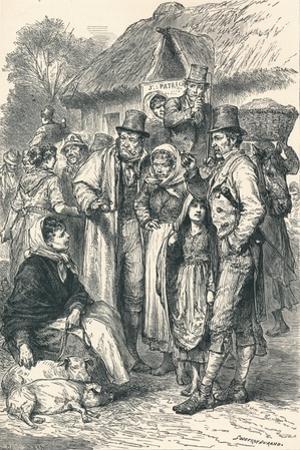 Irish Peasants, 1896