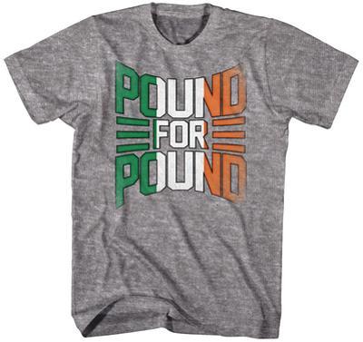 Irish Pound for Pound