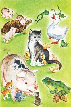Baby Animal Puzzles - Jack & Jill by Irma Wilde