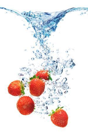 Bubbles In Blue Water by Irochka