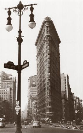 Iron Building, Ny, 1937