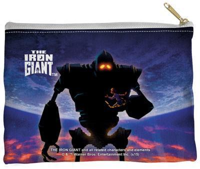 Iron Giant - Poster Zipper Pouch