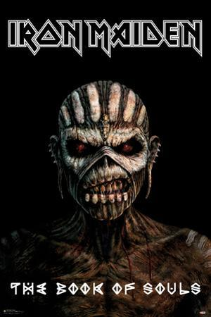 Iron Maiden- Book Of Souls