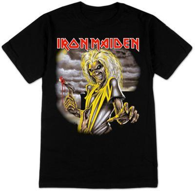 Iron Maiden- Killers Album