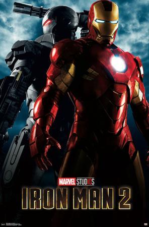 IRON MAN 2 - ONE SHEET