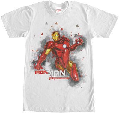 Iron Man- Armored Avenger