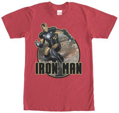 Iron Man- Black & Gold Armour