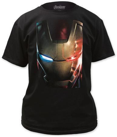 Iron Man - Close-up