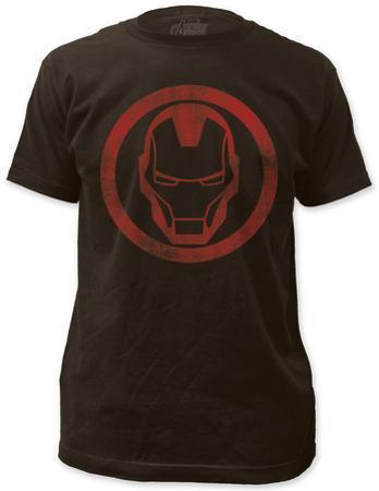 Iron Man - distressed icon