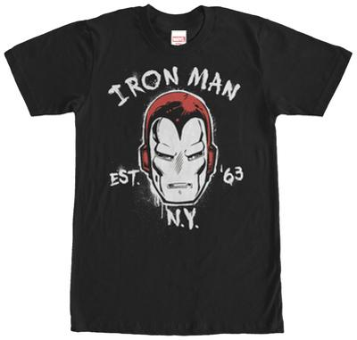 Iron Man- Hero Since '63