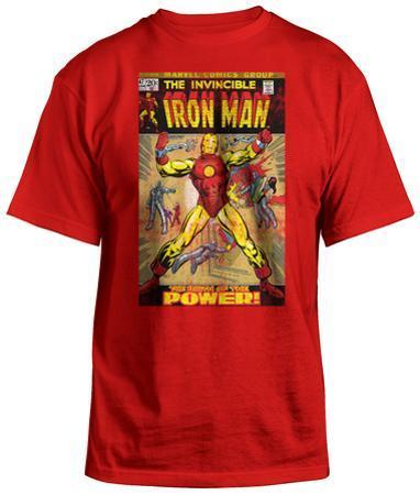 Iron Man - Invincible Iron Man