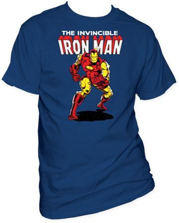 Iron Man - Invincible