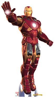 Iron Man - Marvel Contest of Champions Game Lifesize Cardboard Cutout