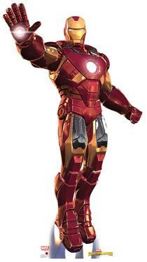 Iron Man - Marvel Contest of Champions Game Lifesize Standup