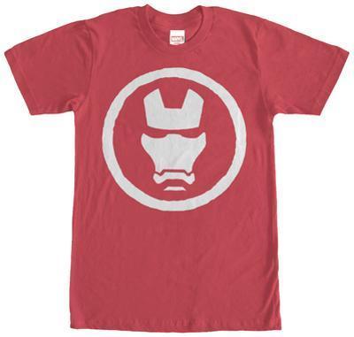 Iron Man- Mask Emblem